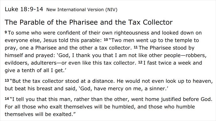 PhariseeTaxCollector