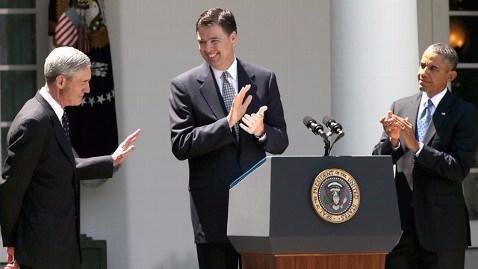 Comey becomes FBI Director